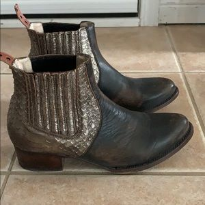 Authentic Free Bird Western Boots